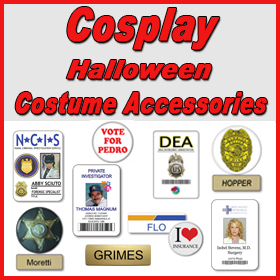Halloween Costume Accessories