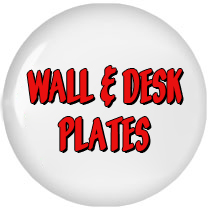 Wall & Desk Plates