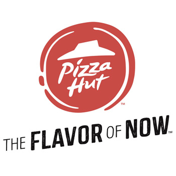 Pizza Hut Name Badges Tags
