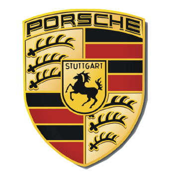 Porsche Name Badges / Name Tags for Employees and Sales Agents and