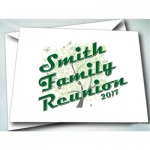Family ReunionG Invitations 24pk