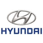 Hyundai Name Badge