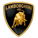 Lamborghini Name Badge