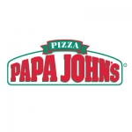 Papa John's Pizza Name Badge Sample