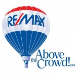Remax Real Estate Agents Name Badge